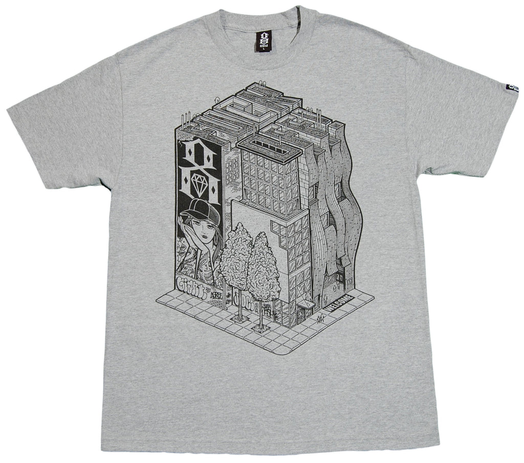 <!--2012052215-->REBEL8 - 'Fuck Off' [(Gray) T-Shirt]