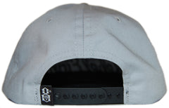 <!--020120522045016-->REBEL8 - 'Originals Since - Gray' [(Light Gray) Snap Back Hat]
