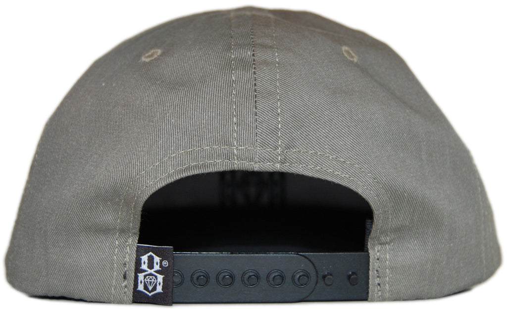 <!--020120522045023-->REBEL8 - 'Faded Army Logo' [(Dark Green) Snap Back Hat]