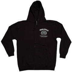 <!--2011112200-->REBEL8 - 'Secret Society' [(Black) Hooded Sweatshirt]
