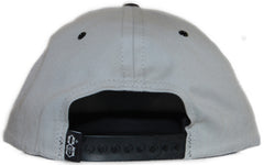 <!--020111122038383-->REBEL8 - 'Infield' [(Light Gray) Snap Back Hat]