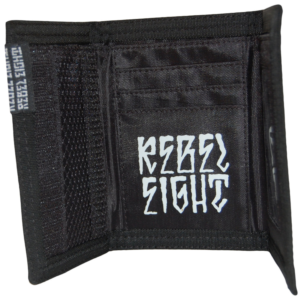 <!--020111122038440-->REBEL8 - 'Rosalie III' [(Black) Wallet]