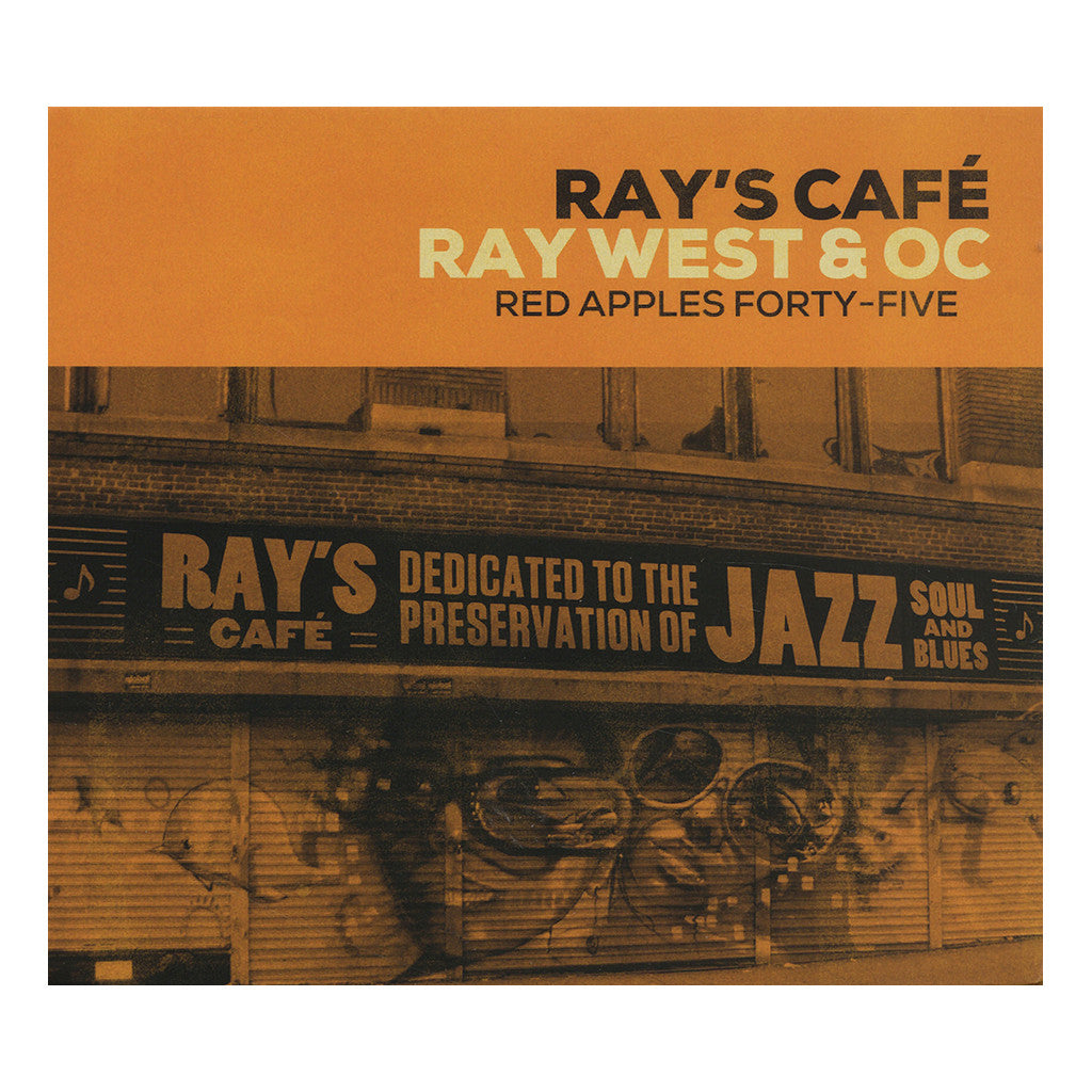 <!--2014083121-->Ray West & O.C. - 'Soul Kitchen' [Streaming Audio]
