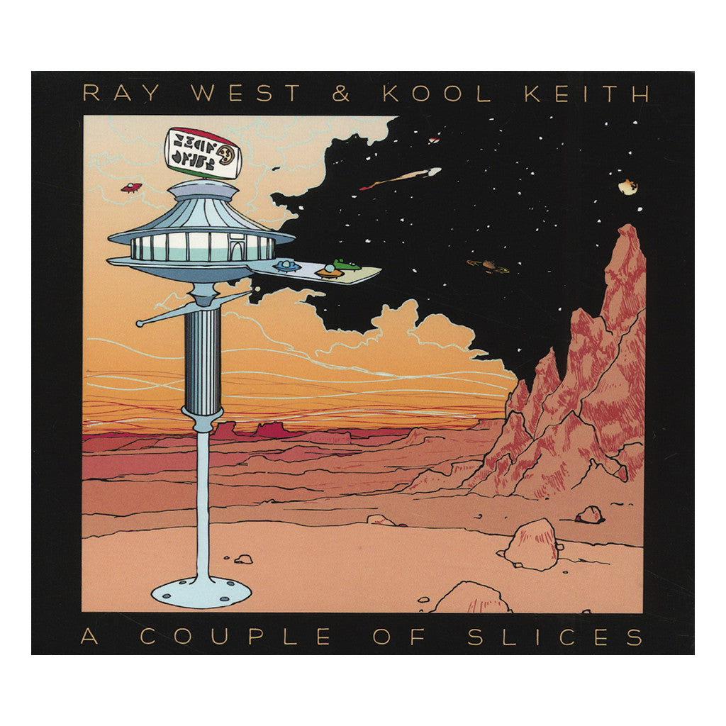 <!--2015112624-->Ray West & Kool Keith - 'Running The Field' [Streaming Audio]