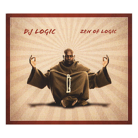 DJ Logic - 'Zen Of Logic' [CD]