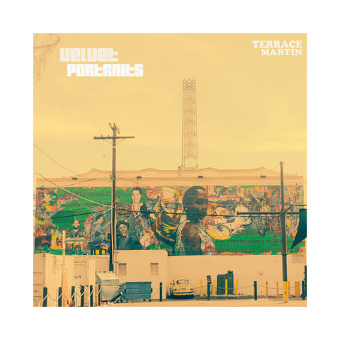 Terrace Martin - 'Velvet Portraits' [(Black) Vinyl [2LP]]