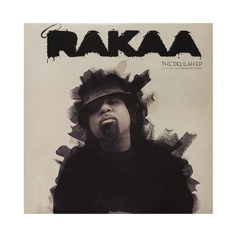 Rakaa Iriscience - 'The Delilah EP' [(Black) Vinyl EP]