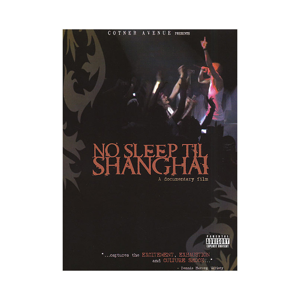 <!--020070522009599-->Jin - 'No Sleep Til Shanghai' [DVD]