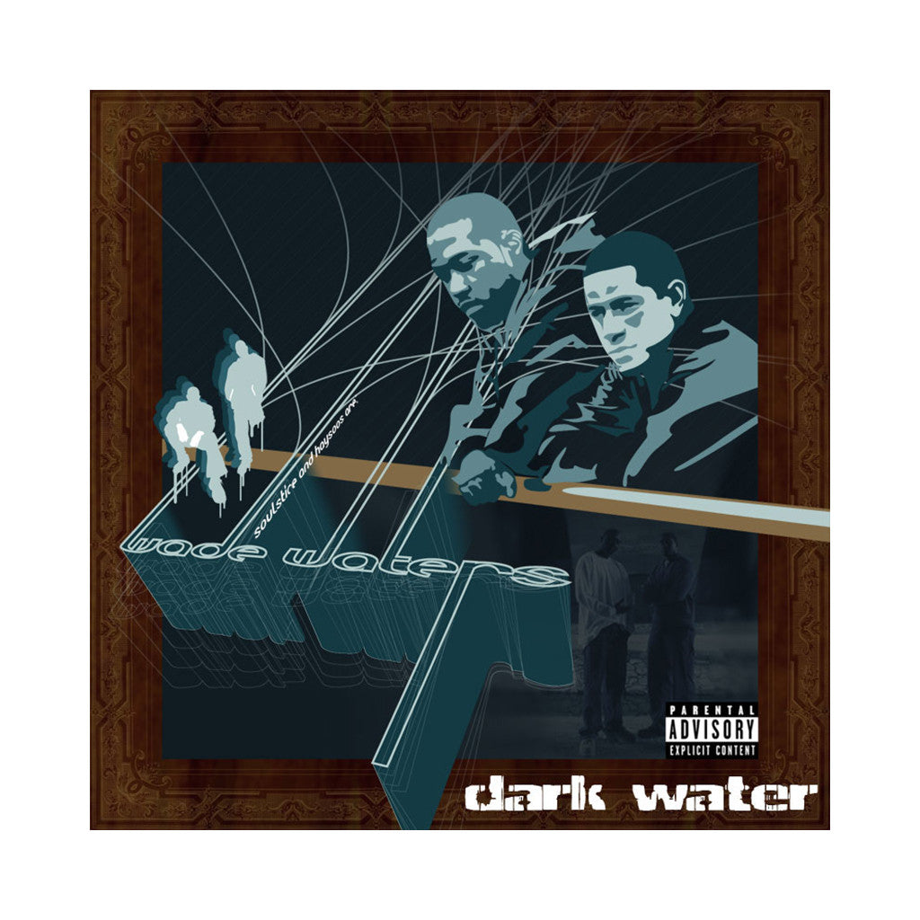 Wade Waters - 'Dark Water' [CD]