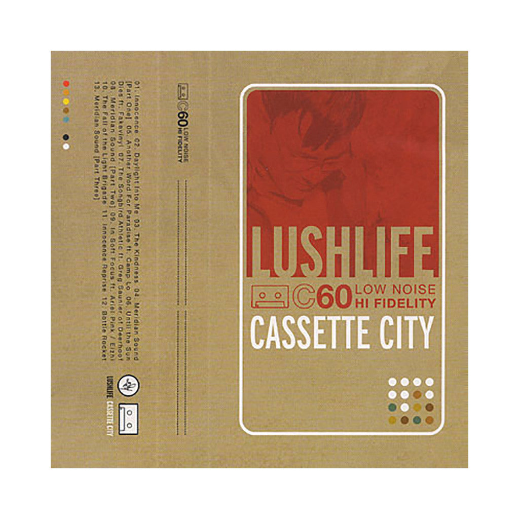 <!--2009071503-->Lushlife - 'Another Word For Paradise' [Streaming Audio]