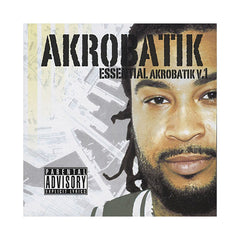 Akrobatik - 'Essential Akrobatik Vol. 1' [CD]