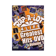 Rap-A-Lot Records - 'Rap-A-Lot 4 Life: Greatest Hits Vol. 1' [DVD]