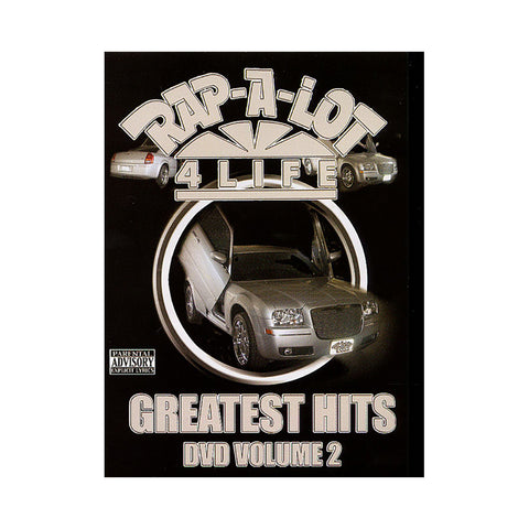 Rap-A-Lot Records - 'Rap-A-Lot 4 Life: Greatest Hits Vol. 2' [DVD]