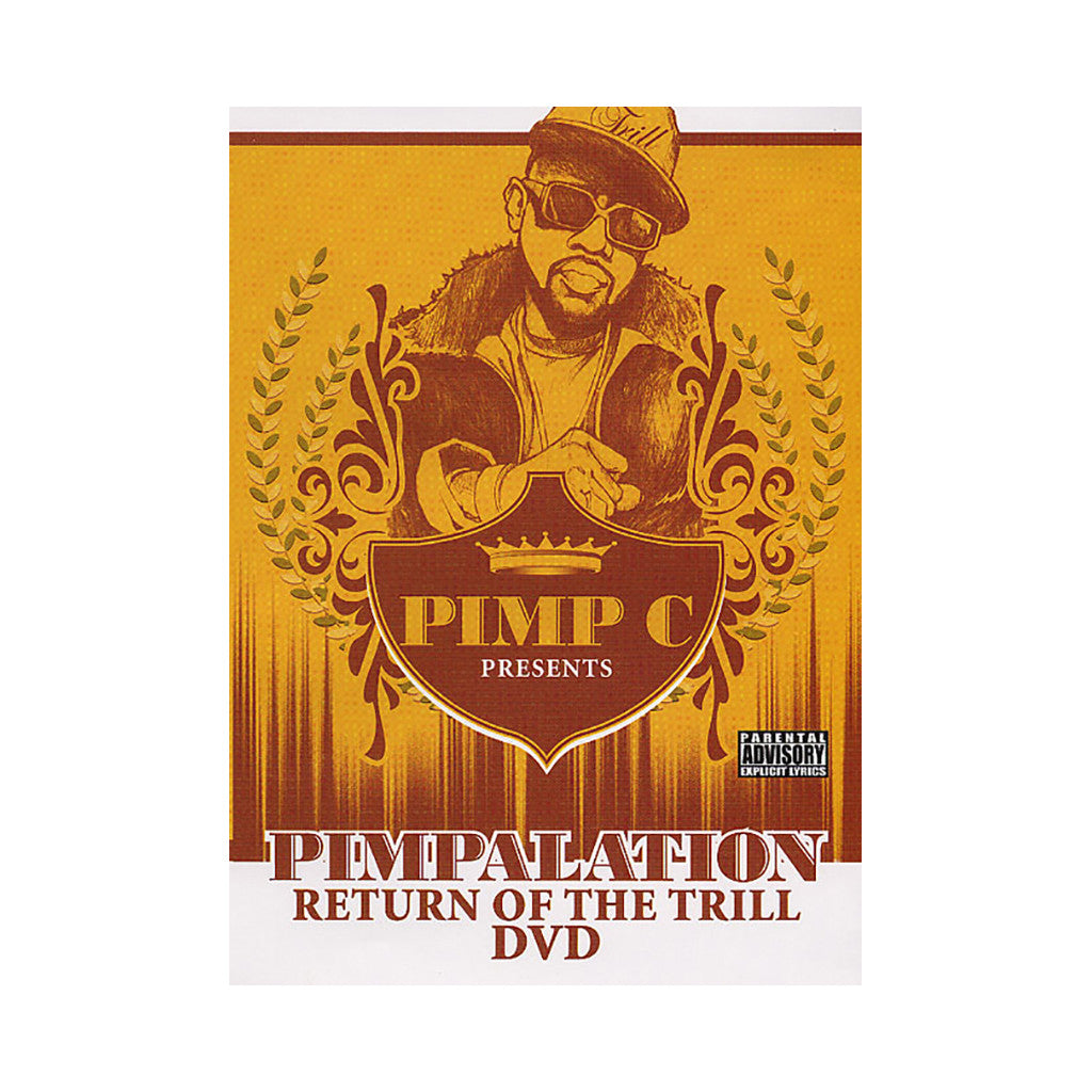 Pimp C - 'Pimpalation: Return Of The Trill' [DVD]