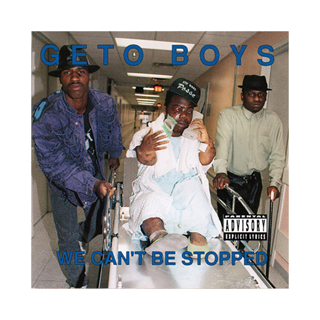 <!--119910701003295-->Geto Boys - 'We Can't Be Stopped' [CD]
