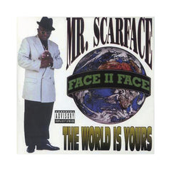 <!--120140107062167-->Scarface - 'The World Is Yours' [(Black) Vinyl [2LP]]
