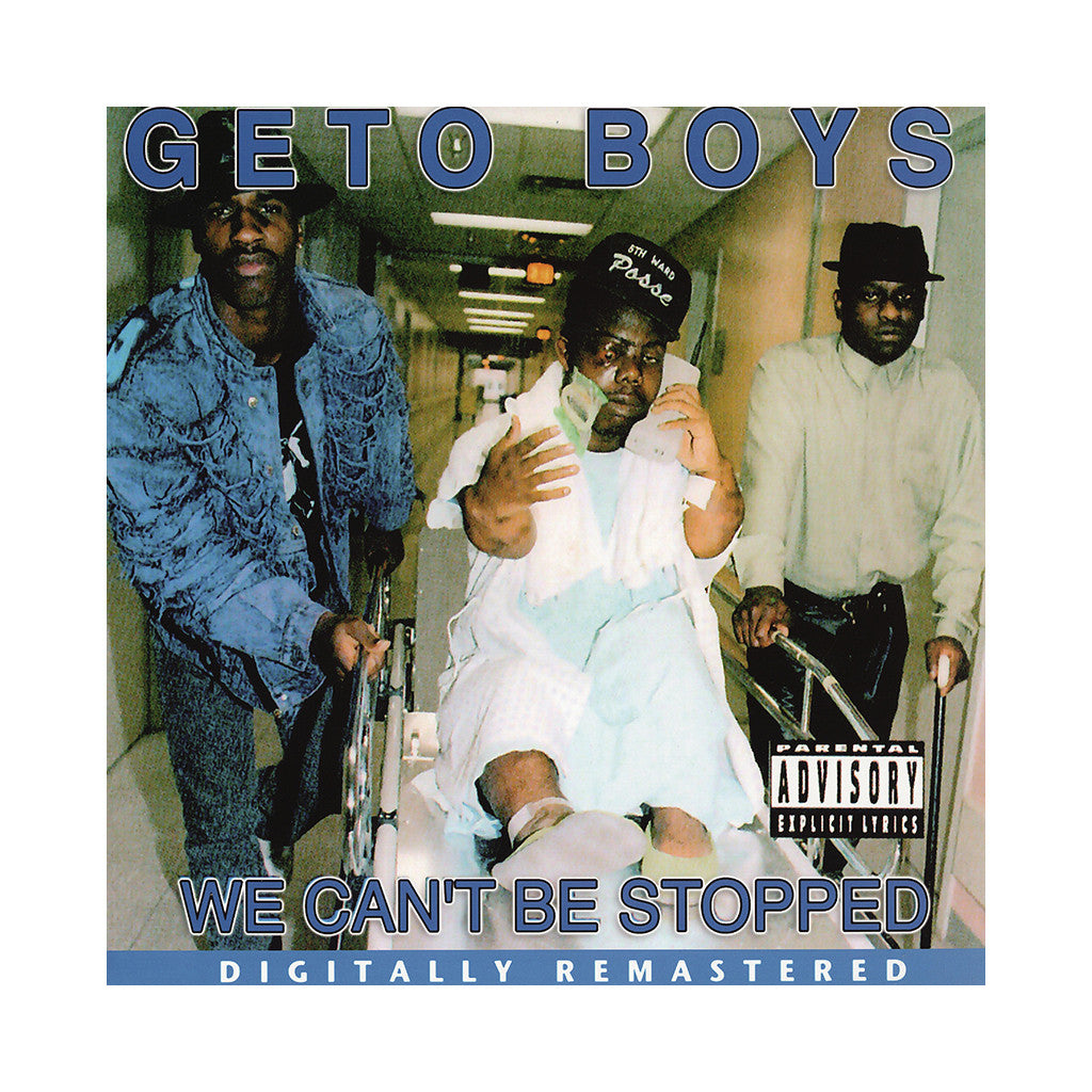 <!--020140107062220-->Geto Boys - 'We Can't Be Stopped' [(Black) Vinyl LP]