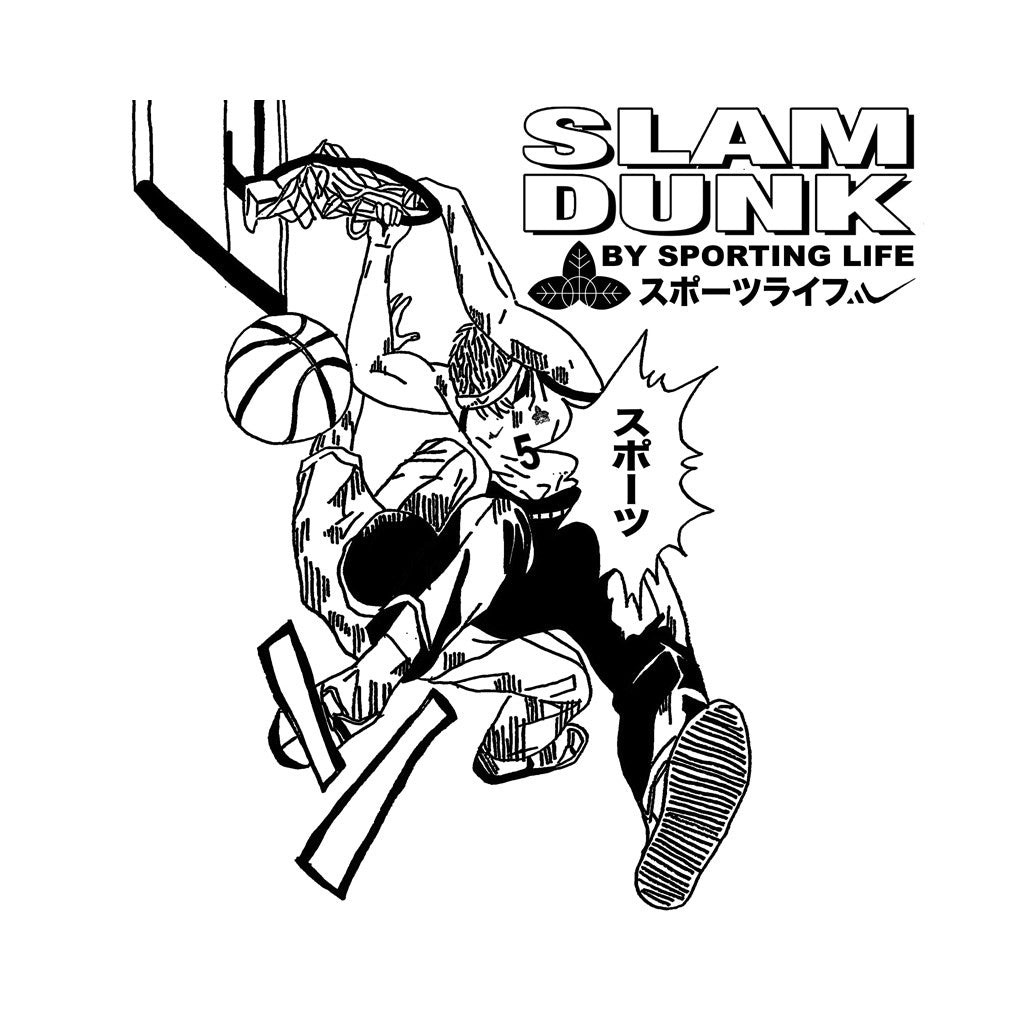Sporting Life - 'Slam Dunk' [(Black) Vinyl [2LP]]