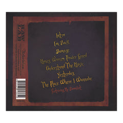 T - 'The Place Where I Wannabe' [CD]
