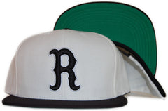 <!--020111122038479-->RAW - 'Home Field Advantage' [(White) Snap Back Hat]