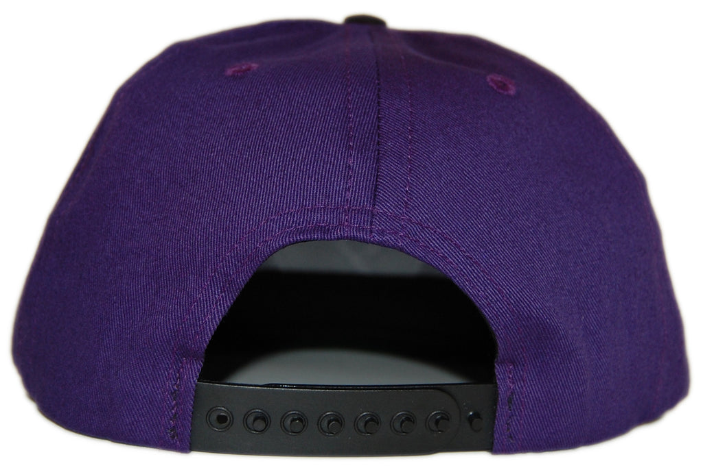 <!--020120612045971-->RAW - 'Sold Our Souls' [(Purple) Snap Back Hat]