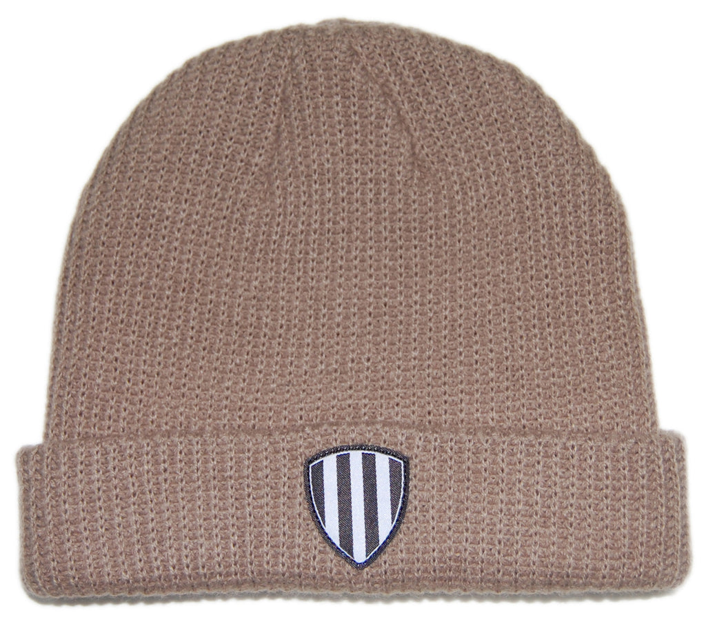 <!--020130903059297-->RAW - 'Our Stand' [(Light Brown) Winter Beanie Hat]