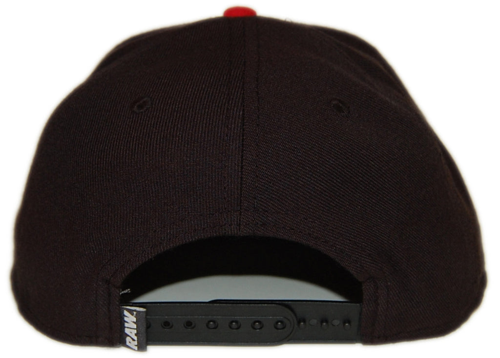 <!--020121002049930-->RAW - 'HFA Two Tone' [(Black) Snap Back Hat]