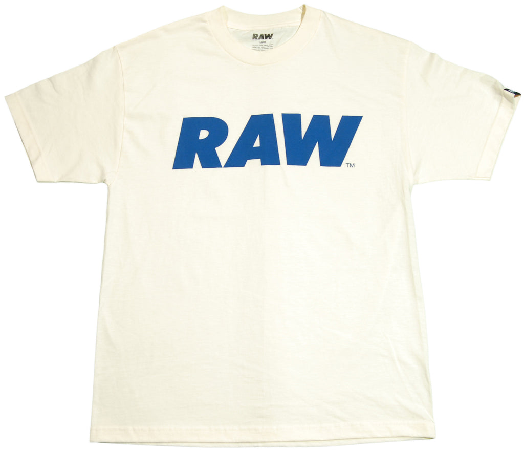 <!--2011060713-->RAW - 'Logo' [(Natural) T-Shirt]
