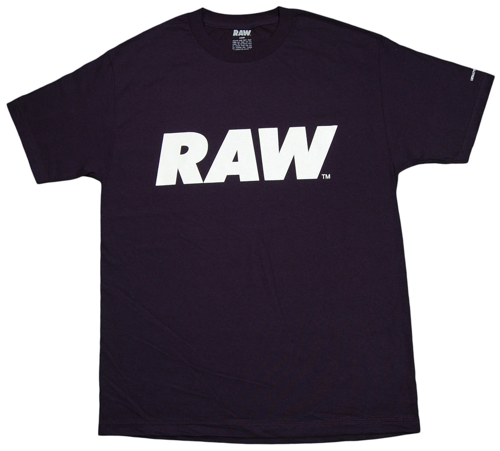 <!--2012081454-->RAW - 'Logo' [(Dark Blue) T-Shirt]