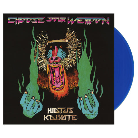 Hiatus Kaiyote - 'Choose Your Weapon (Re-Issue)' [(Blue) Vinyl [2LP]]