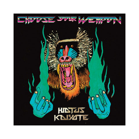 Hiatus Kaiyote - 'Choose Your Weapon' [(Black) Vinyl [2LP]]