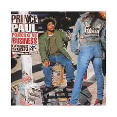 <!--020030506013130-->Prince Paul - 'Politics Of The Business' [CD]