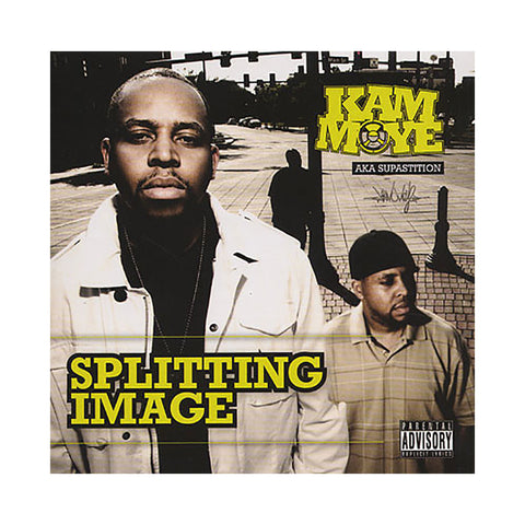 Kam Moye - 'Splitting Image' [CD]