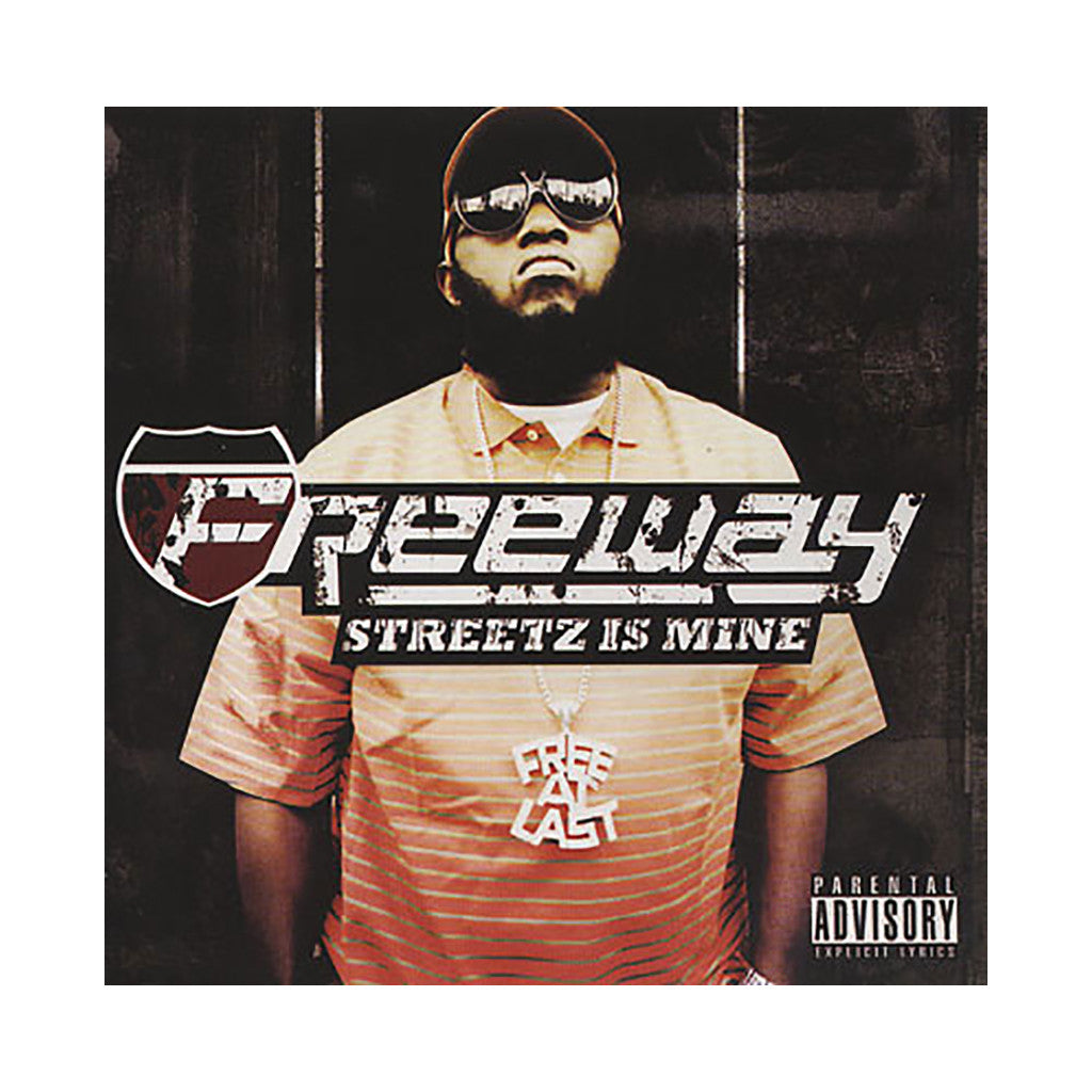 Freeway - 'Streetz Is Mine' [CD]