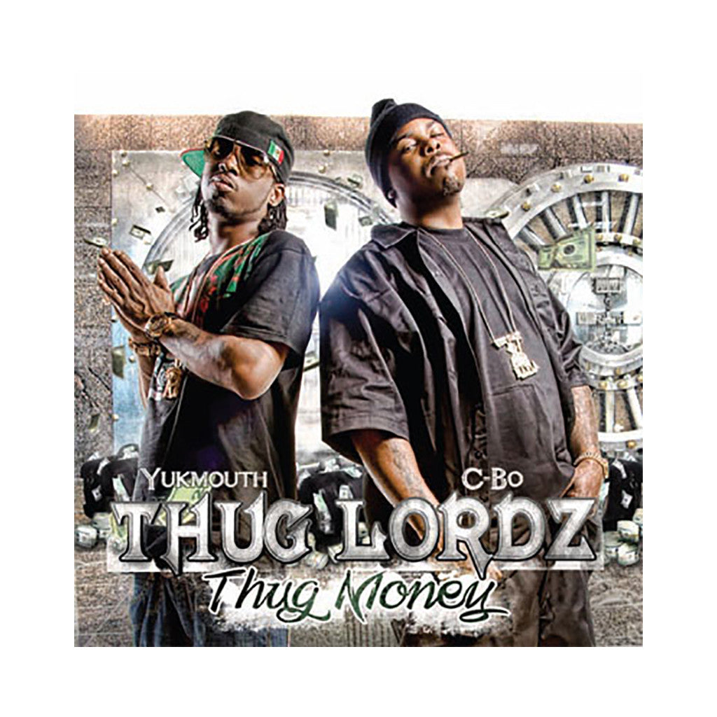 Thug Lordz - 'Thug Money' [CD]