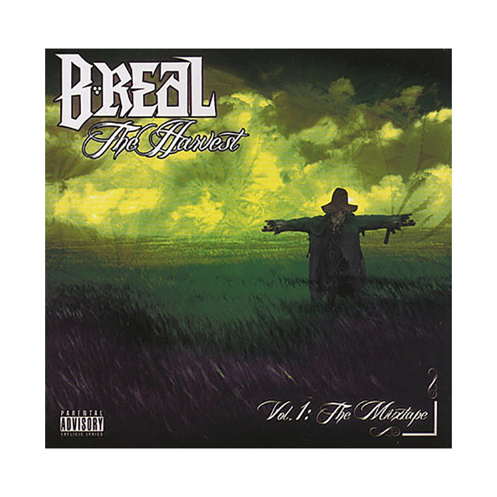 <!--2010092819-->B-Real - 'The Harvest Vol.1: The Mixtape' [CD]