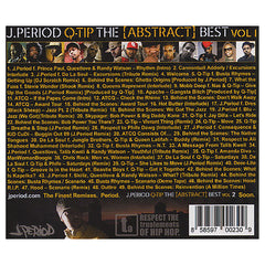 <!--020110614030398-->Q-Tip & J. Period - 'The Abstract Best Vol. 1' [CD]