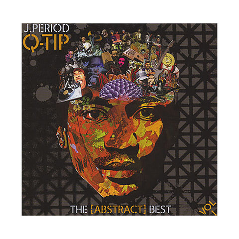 Q-Tip & J. Period - 'The Abstract Best Vol. 1' [CD]