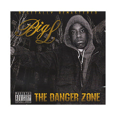 Big L - 'The Danger Zone (Rare Freestyles & Tracks)' [CD]