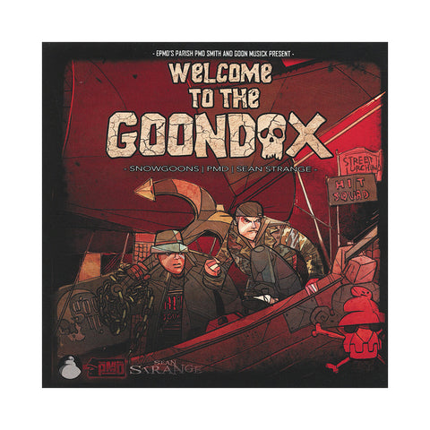 The Goondox - 'Welcome To The Goondox' [CD]