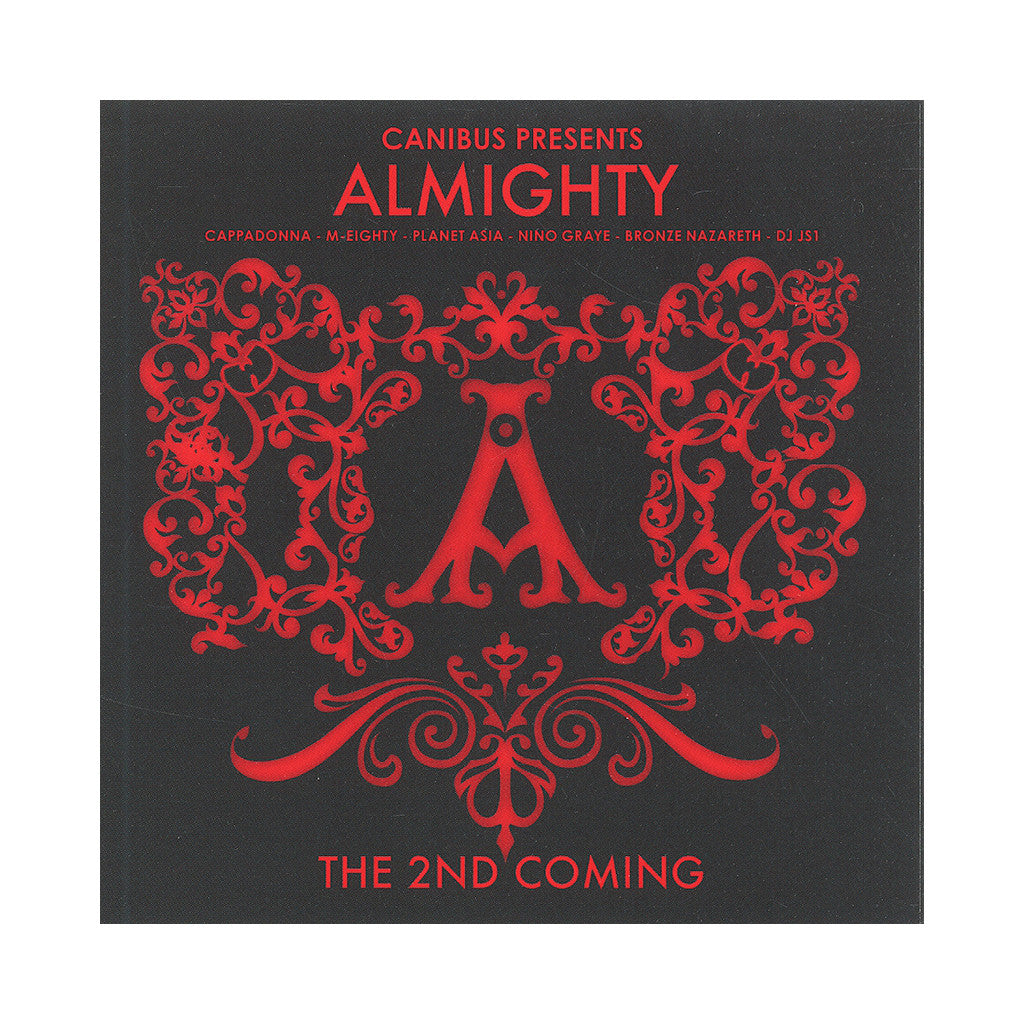 <!--120130827058449-->Almighty - 'The 2nd Coming' [CD]