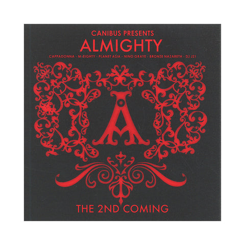 Almighty - 'The 2nd Coming' [CD]