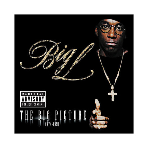 Big L - 'The Big Picture 1974-1999 (Re-Issue)' [CD]