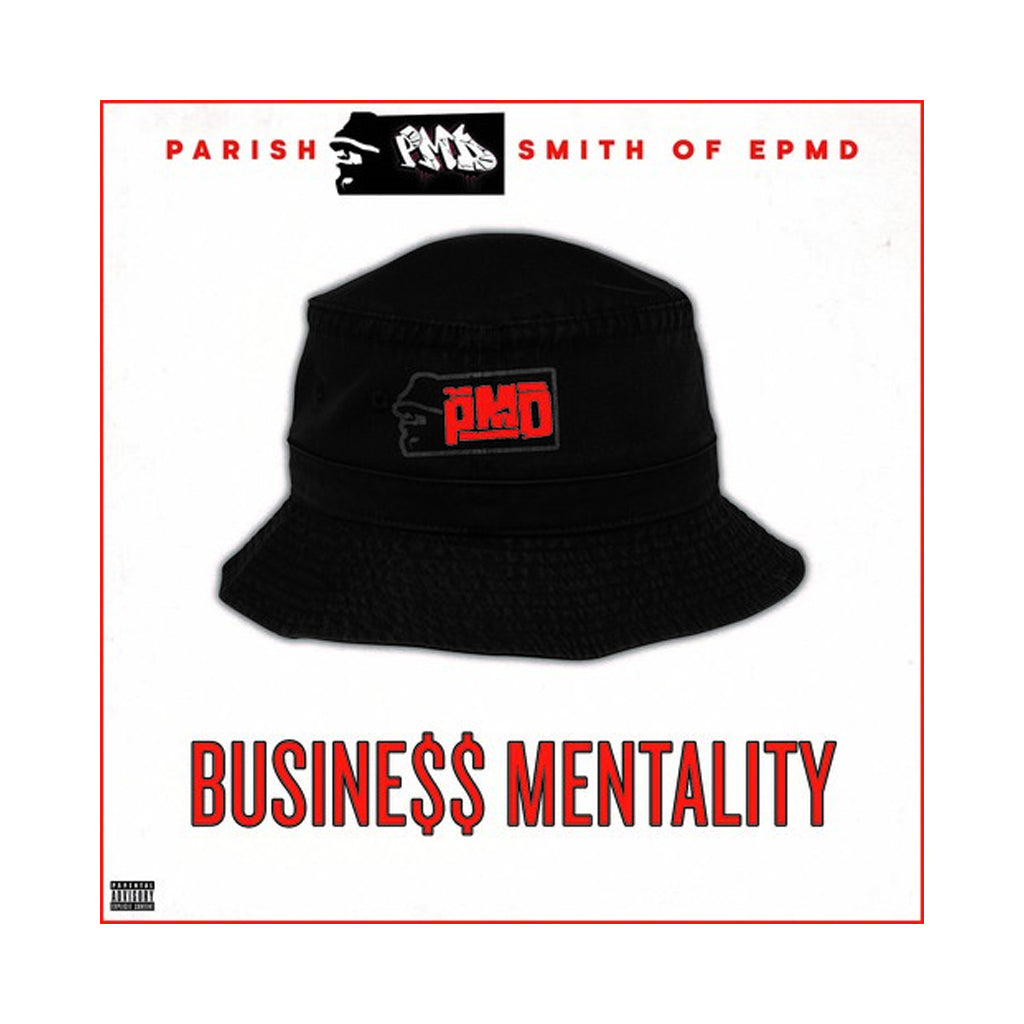 PMD - 'Business Mentality' [CD]