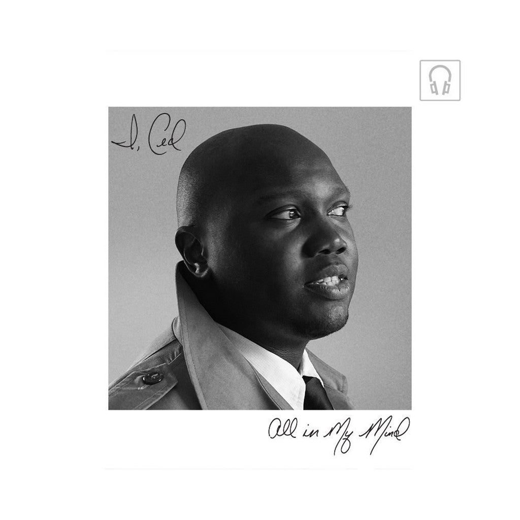 I, Ced - 'All In My Mind' [CD]