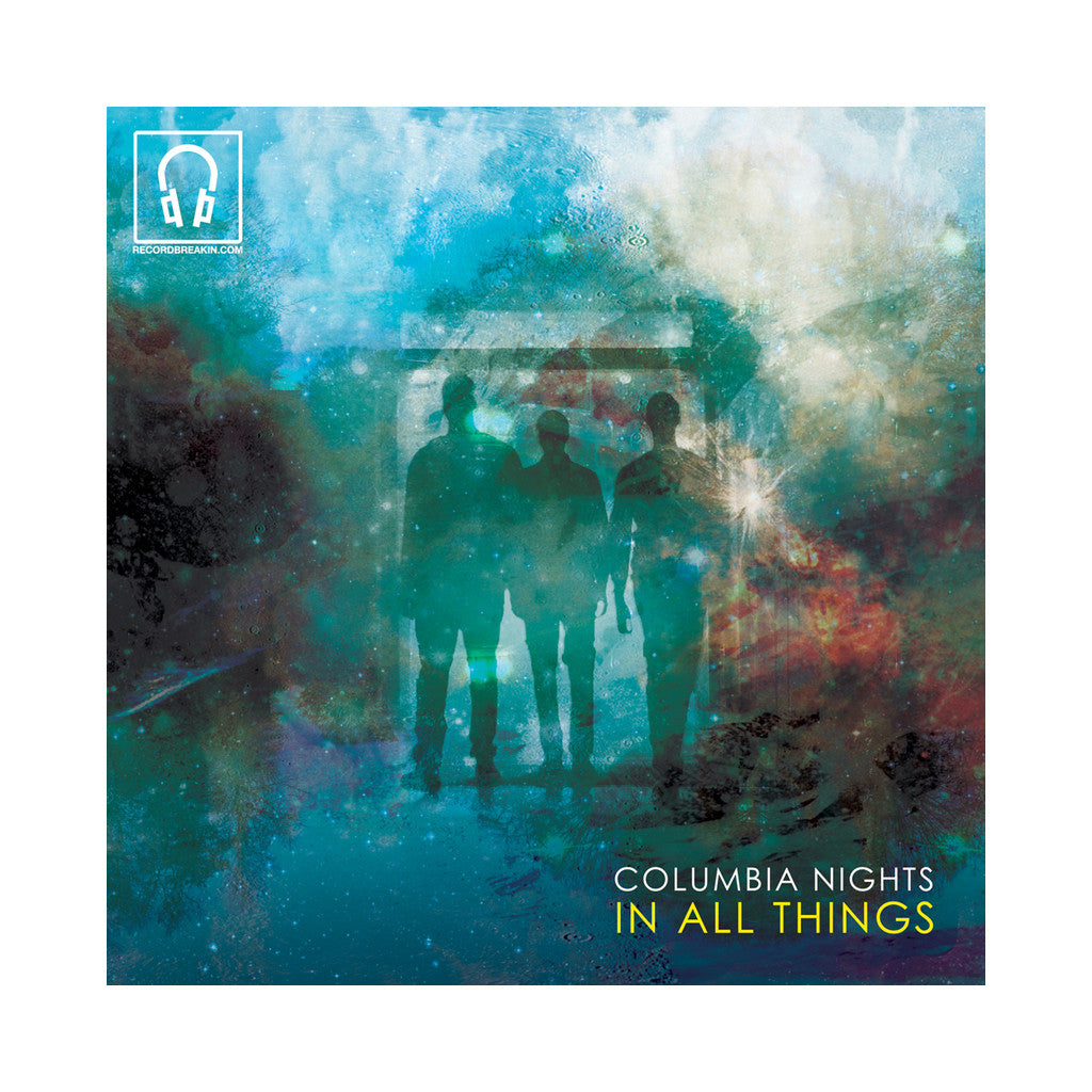 Columbia Nights - 'In All Things' [(Black) Vinyl LP]