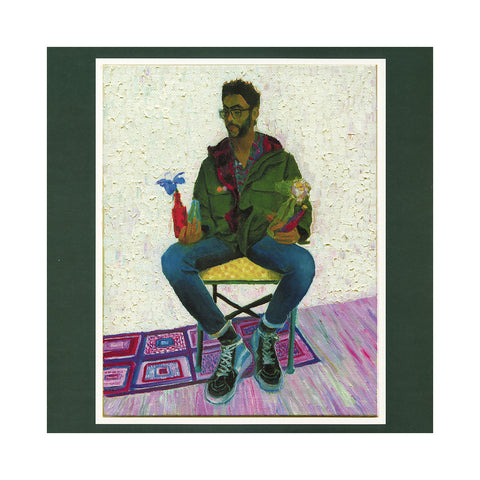 Scallops Hotel - 'Plain Speaking' [(Black) Vinyl LP]