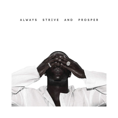 A$AP Ferg - 'Always Strive And Prosper' [CD]