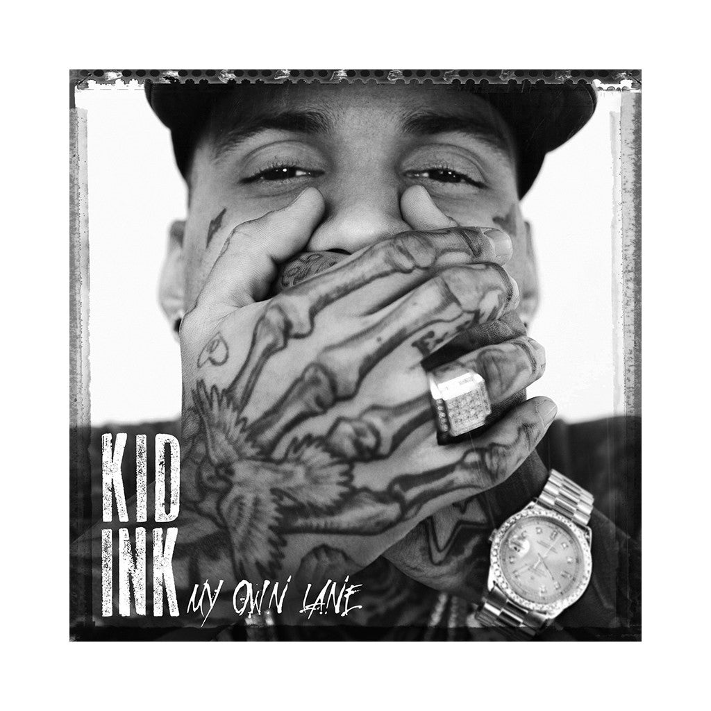 <!--120140107061895-->Kid Ink - 'My Own Lane' [CD]