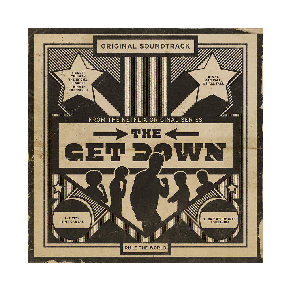 Various Artists - 'The Get Down (Original Soundtrack From The Netflix Original Series)' [CD [2CD]]
